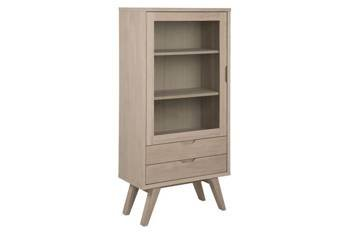 A-Line glass cabinet