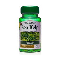 Morszczyn Pęcherzykowaty 15 mg 250 Tabletek