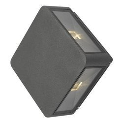 WEISS 4LT SQUARE IP65 LED
