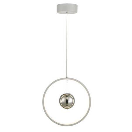 MERCURY 1LT Lampa Sufitowa VERTICAL Kolor Biały LED