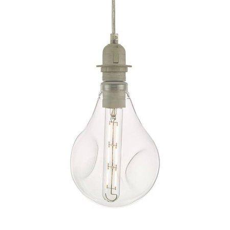 ORGANIC Szkło 6W LED DIMMABLE Lampa Sufitowa KIT