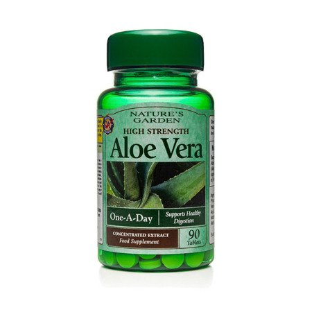 Silnie Działający Aloes 90 Tabletek