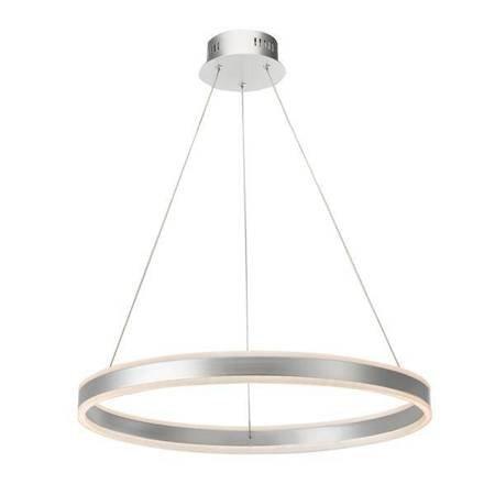 TYBALT Lampa Sufitowa Akrylowe i Kolor Srebrny 60CM LED