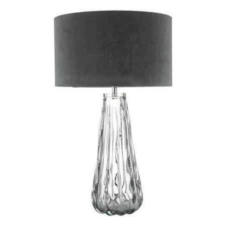 VEZZANO Lampa Stołowa Szkło