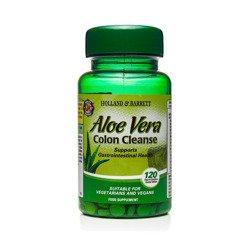 Aloe Vera Oczyszczanie Jelit 330 mg 120 Tabletek