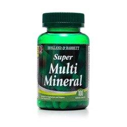 Super MultiMineral 100 Tabletek