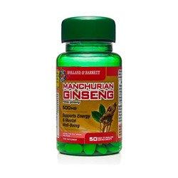 Żeń-szeń Mandżurski 500 mg 50 Kapletek